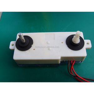 washing machine timer double shafts DXT15DF-11-LG(3WIRE)
