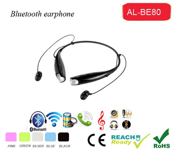Mgitec Bluetooth headphone Tone+ HBS-800 bluetooth V3.0+EDR Earphone, HandFree Sport Stereo bluetooth Headphones for Smartphone