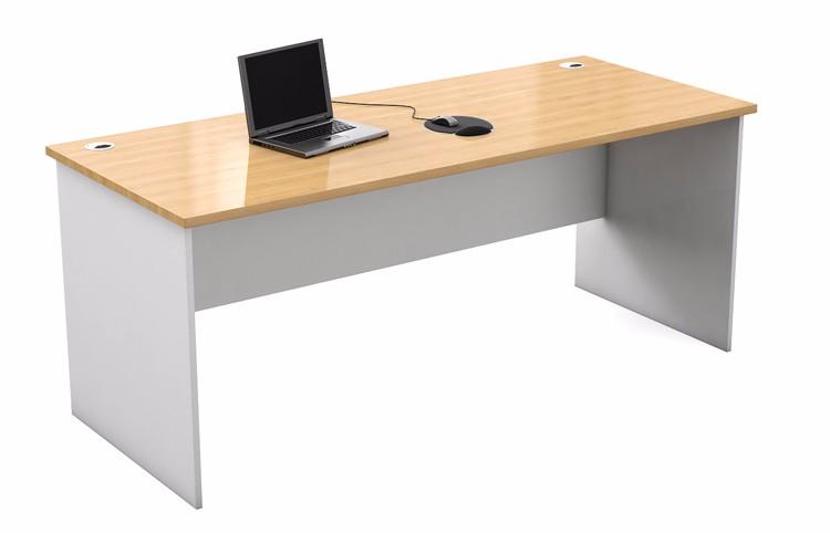 office computer table. panel board wood office computer table desktop e