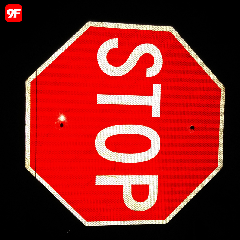 Outdoor Sign Board Traffic Road Safety Signs
