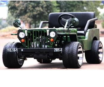 2016 New 110cc125cc150cc Petrol Mini Jeep With Absorber Buy