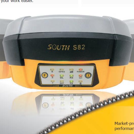 South Gps S82t S82v Surveying Gnss Rtk System