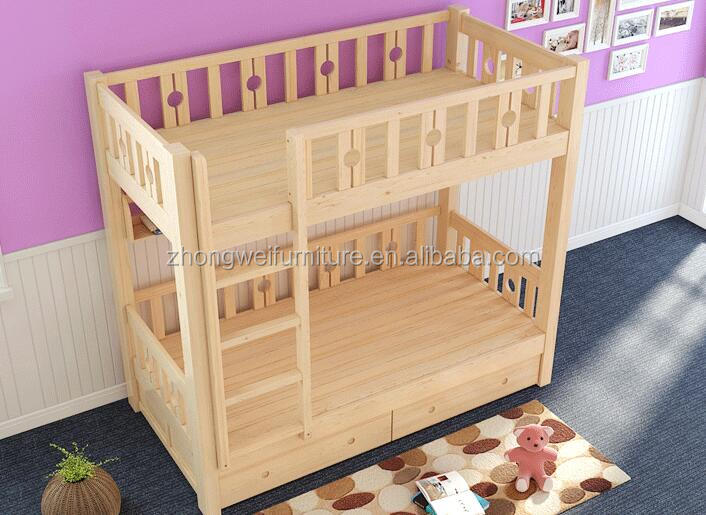 Eco Friendly Bunk Beds With Crib Under Crib Bunk Beds