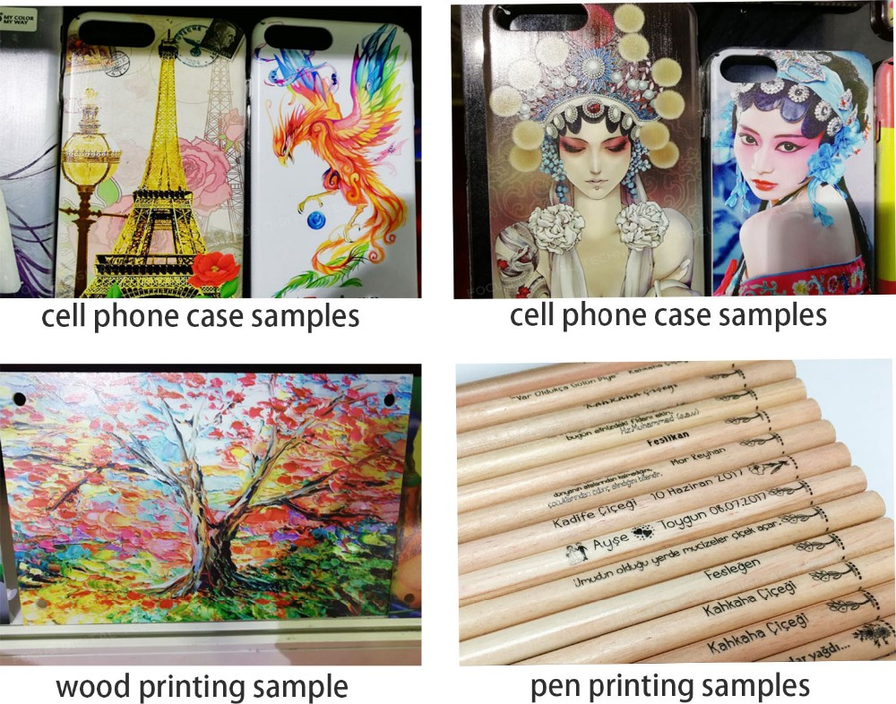 Sapphire Jet X high performance 6 colors acrylic phone case a4 size led uv flatbed mini printer price in india