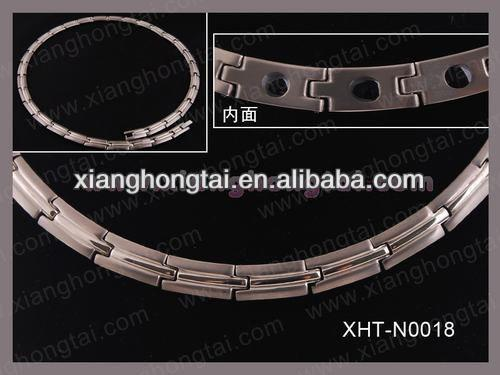 2013 cheap wholesale stainless steel figaro necklace health and fashion jewelry