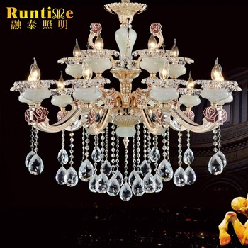 New Hotel Lighting Crystal Chandelier Famous Lamps Designers Made In China Lamp Design Hand