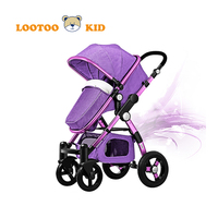 High Landscape 3 in 1 stroller with car seat / pram and pushchairs / baby stroller in dubai