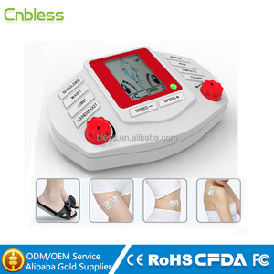 Hot sale digital tens therapeutic relieve leg pain massager