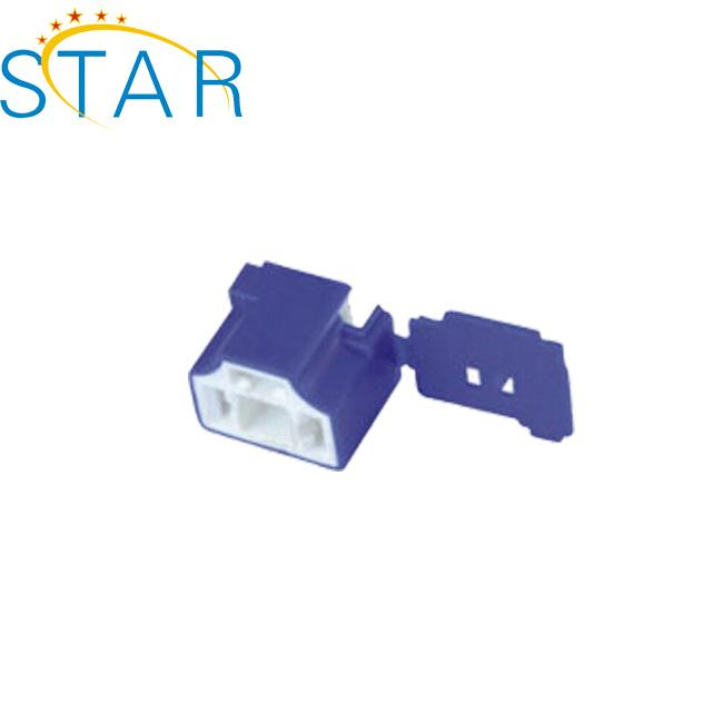 Car H1 H4 H11 9005 9006 9007 HB3 LED Light HID Headlight Bulb Ceramic Auto Wire Connector