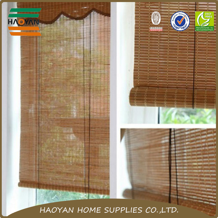 Professional Manufacturing Bamboo Stick Screen