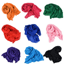 Female fashion accessories winter warm extra long scarf multicolor scarves shawls