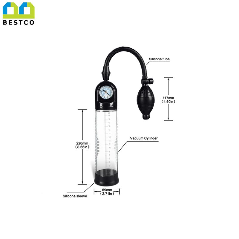Großhandel USB Ladung Elektrische Penis Vergrößern Pumpe, Elektrische Vakuum Penis Pumpe, Elektrische Penile Erektion Pumpe, Geschlecht Spielt Für
