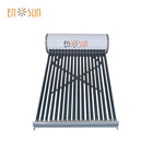 China supplies 200L non pressure solar hot water heater system price