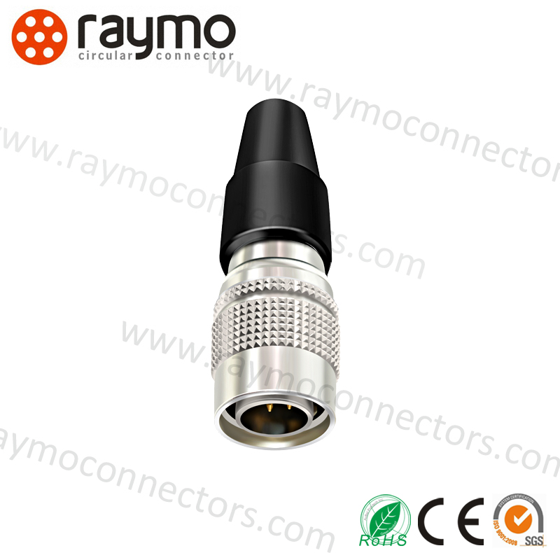 Japan Hiroses Connector Hr10a Series 4pin Male Plug Hr10a-7p-4p(73)