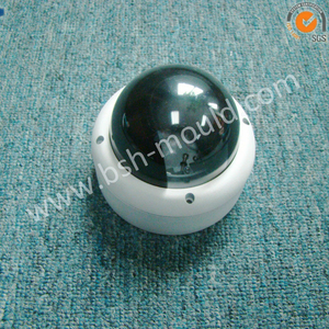 Aluminum alloy die-casting OEM bullet camera housing
