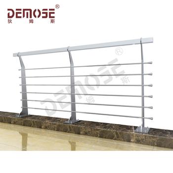 Foshan Stainless Steel Roof Deck Railing Buy Roof Deck Railing Stainless Steel Railing Design Stainless Steel Barrier Rail Product On Alibaba Com