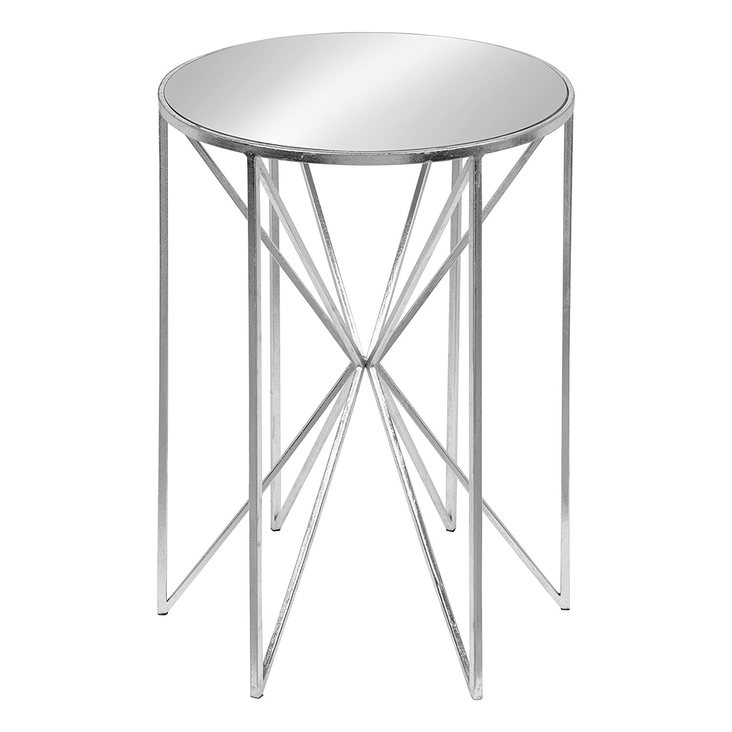 Cheap Mirrored Side Table Round Find Mirrored Side Table Round