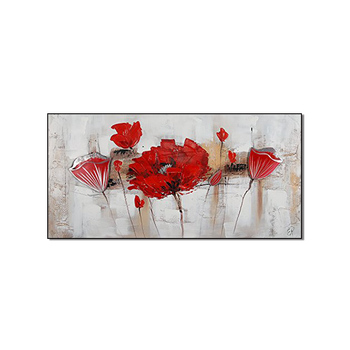Handmade Modern Abstract Decorative Butterfly Picture Oil Painting On Canvas Wall Art Flower Abstract Canvas Paintings Buy Flower Abstract Canvas