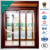 ROOMEYE double glazing decorative tinted lowes exterior wood door