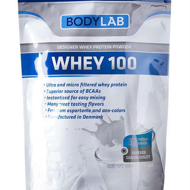 bodylab whey 80
