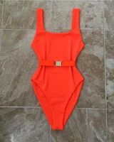 Customized Women Plain Swimsuit One Piece Swimsuits thong bikini ladies sexy bathing suits