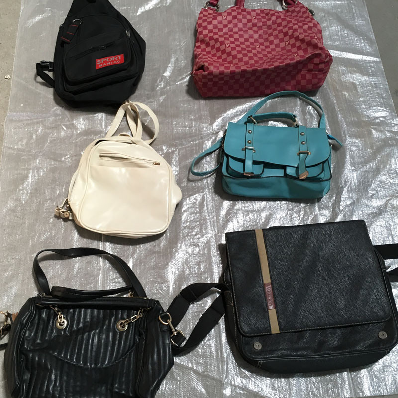 offer good quality fashion used bags second hand laptop computer bags with good price