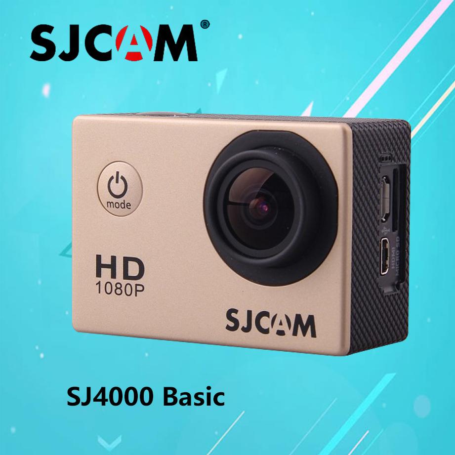 Оригинальный Официальный SJCAM SJ4000 Основные Спорт Действий Камеры Sj 4000 полный HD1080P HD Спорт DV Водонепроницаемая Камера 170 Объектив Мини Cam