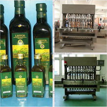 professional full automatic olive oil bottle filling machine for oil