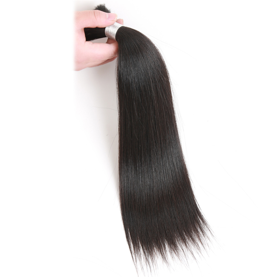 Virgin Peruvian freetress bulk Human Braiding Hair Bulk No Weft Unprocessed Human Braiding Hair Straight Crochet Braiding Hair