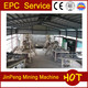 Mineral processing gold EPC plant, gold mining machine supplier