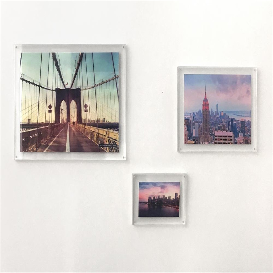 Clear Acrylic Poster Frame Wholesale, Acrylic Poster Frame Suppliers ...