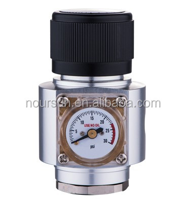 On-sale Single, Dual Gauge, Nitrogen & High Pressure CO2 Regulator