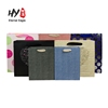 Wholesale extra large rope handle paper tote bag