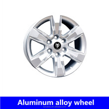 Low pressure casting 18 inch alloy wheels aluminum car rims for Toyota from China