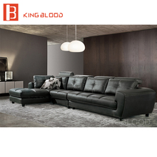 Luxe <span class=keywords><strong>l</strong></span> <span class=keywords><strong>type</strong></span> chesterfield lederen sofa sets woonkamer meubels