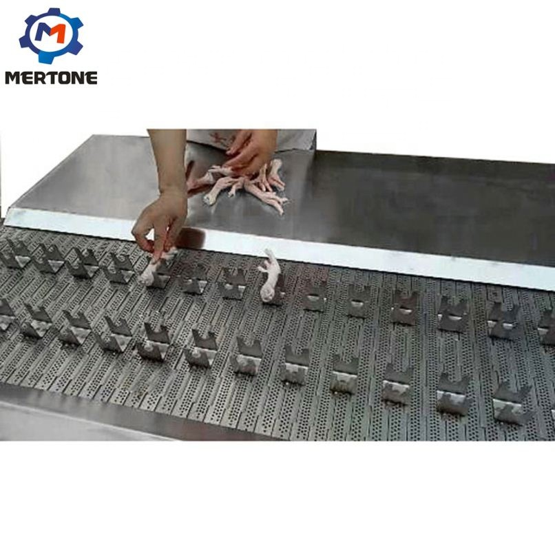 Cheap Frozen Chicken Feet Export Processing Equipment