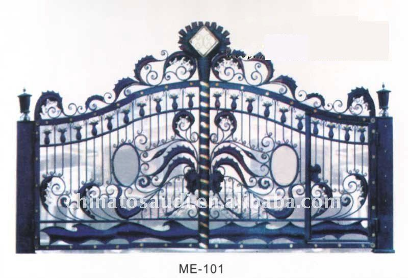 Customized Available Gate Design