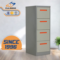 2018 Customized hermaco military equipment fireproof steel 4 drawer file cabinet
