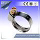 auto worm gear hose Clamp/auto worm gear