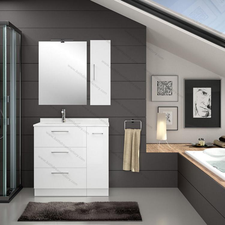 mdf mfc luxury corner bathroom sink vanity cabinets buy