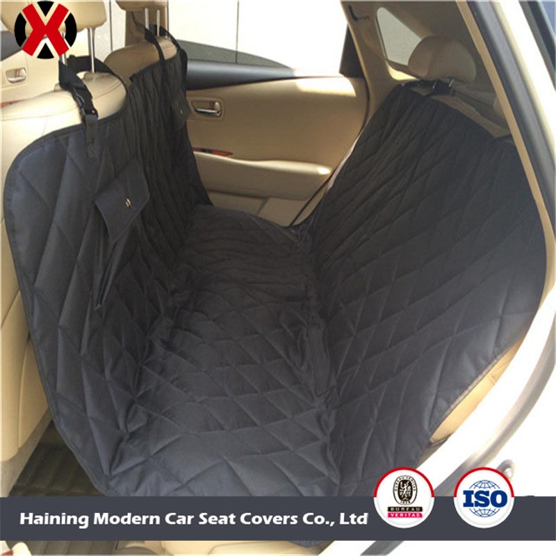 Big Waterproof Quilted Travel Hammock Dog Car Seat Covers Pet Car Seat Cover
