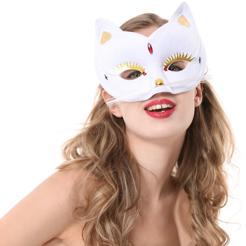 2014 Free Shipping Cartoon animal mask parent-child game mask halloween masquerade masks sexy lovely hot selling