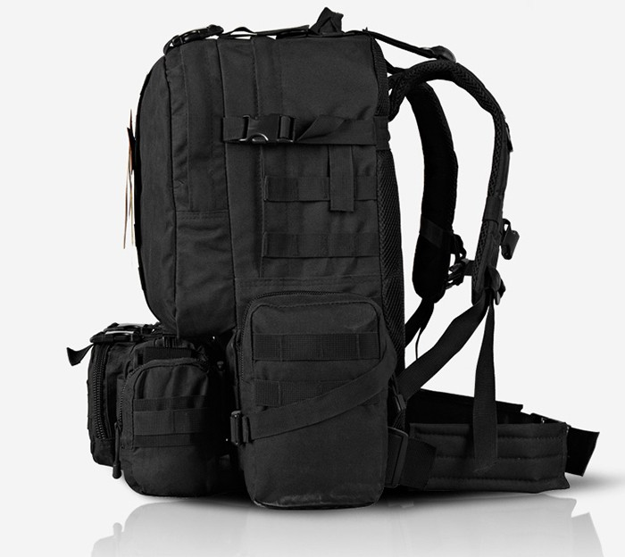 Shoulder Military Style Waterproof Depot Tactical Backpack