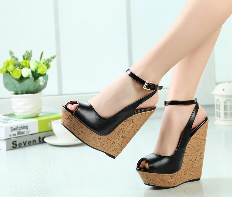 Large Size Pleaser Shoes