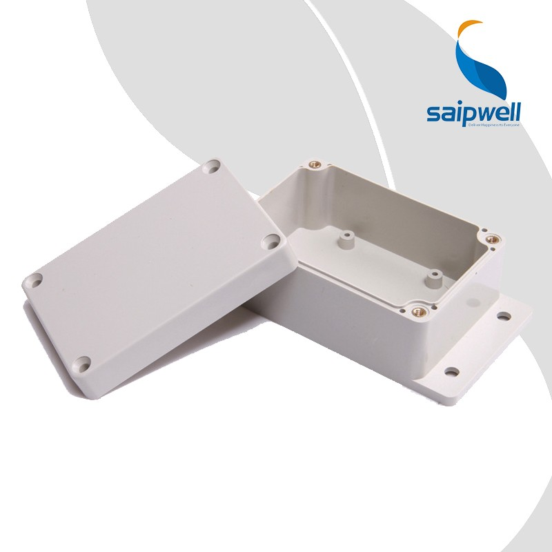 180*130*50mm Electronic ABS DIY Junction Box Enclosure Case Gray