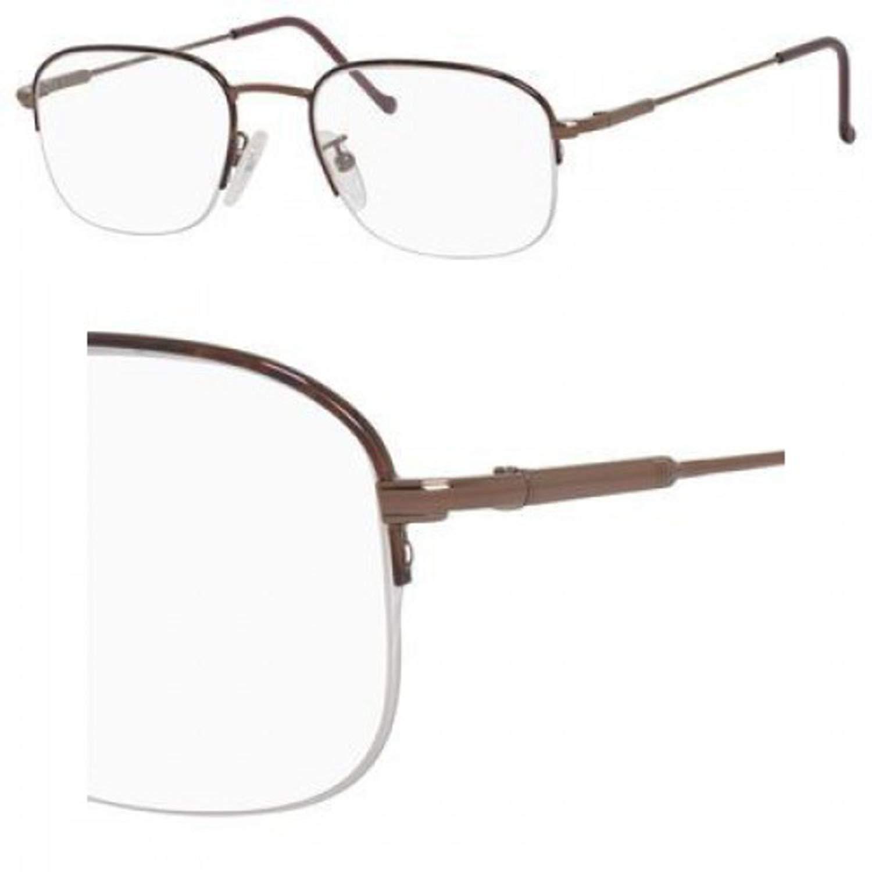 54cf4dd4ba Get Quotations · Eyeglasses Safilo Elasta 7033 0R69 Havana Copper