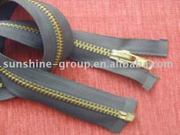 8# Metal Zipper Open End