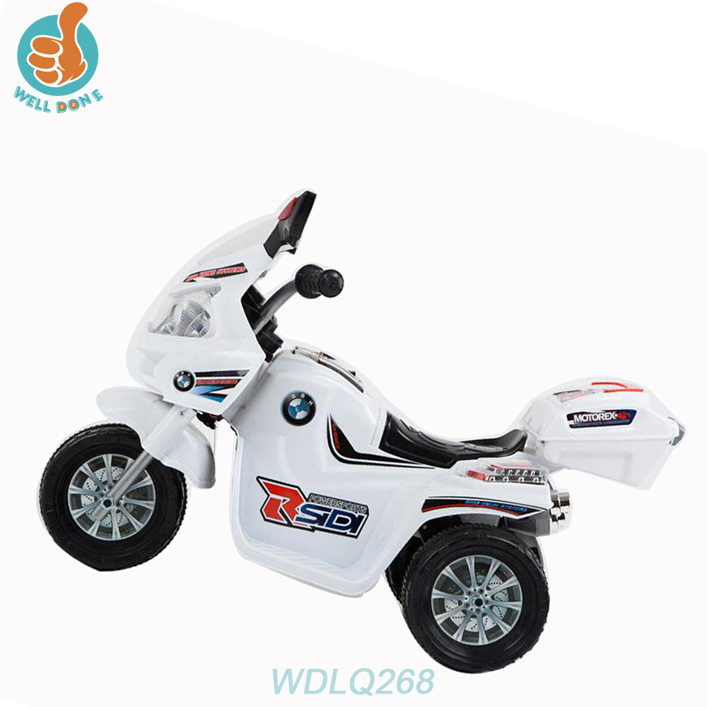 Wdlq268 Battery Kid Electric Motorcycle Baby Little Tikes Car
