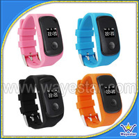 New style SOS GPS tracking watch Phone, tracking by SMS, tracking online