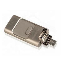 New Top Selling High Quality 3 in 1 Fashion OTG USB Flash Drive